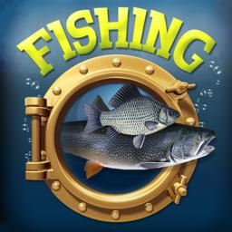 Ícone do app Pescaria de Luxo - Melhores horários e calendário de pesca