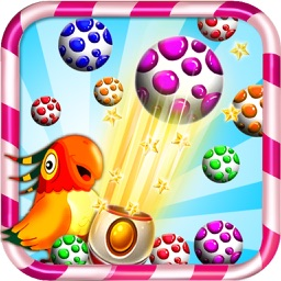 Crazy Eggs Bubble Shoot
