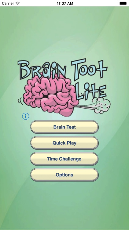 Brain Toot (Free) screenshot-0