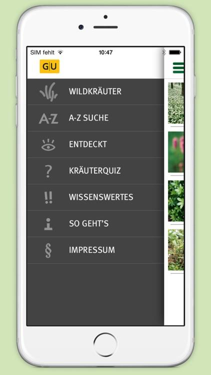 Wildkräuter & Beeren bestimmen – entdecken Sie heimische Kräuter und Beeren in Natur und Garten screenshot-4