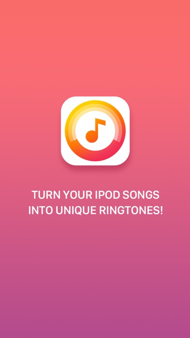 Ringtone Maker – create ringtones with your music for Windows