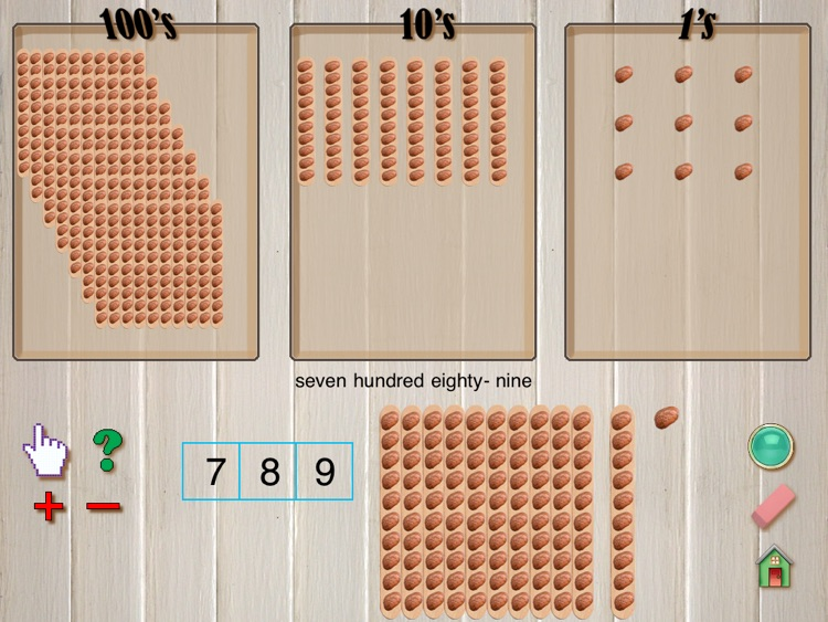 Hands-On Math: Bean Sticks screenshot-1