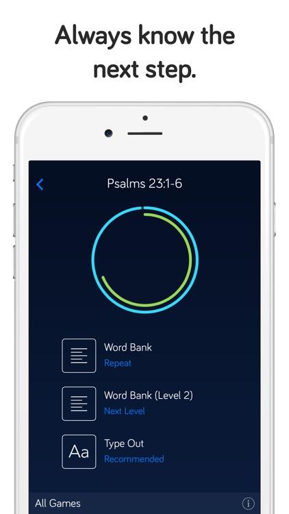 Verses - Bible Memory screenshot-3