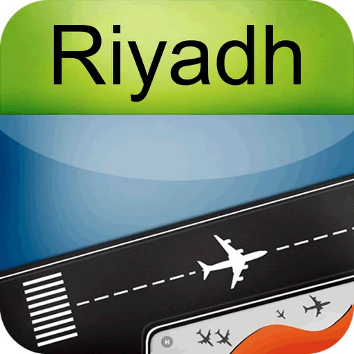 Riyadh King Kahlid Airport - Flight Tracker Premium Saudi Arabian RUH airlines