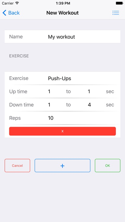 Interval Push-Ups screenshot-3