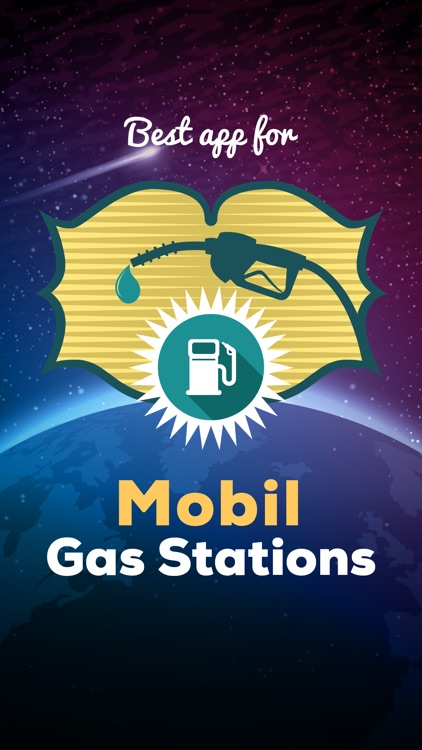 Best App for Mobil Gas Stations