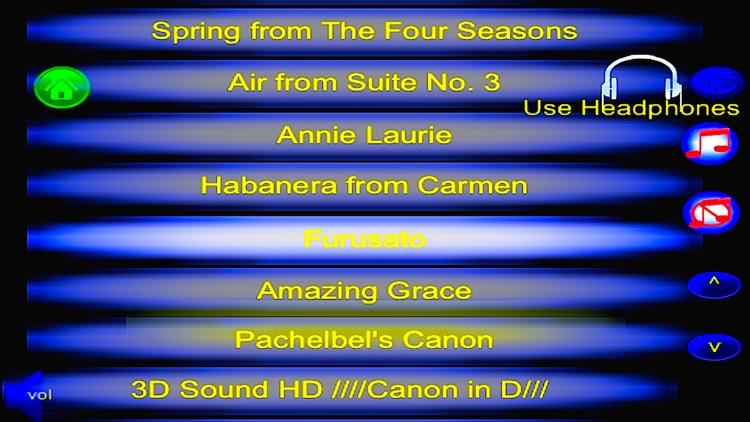 Piano String Symphony (3D Sound HD) screenshot-3