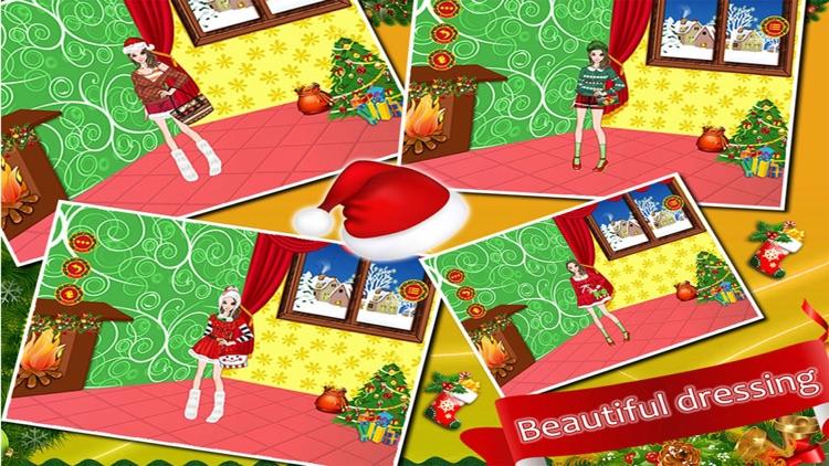Xmas Fashion Salon screenshot-3