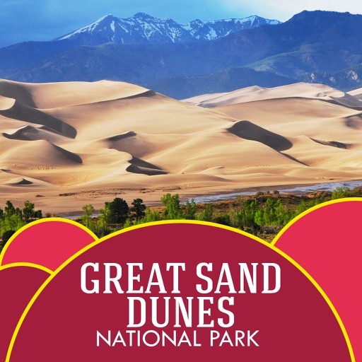 Great Sand Dunes National Park icon