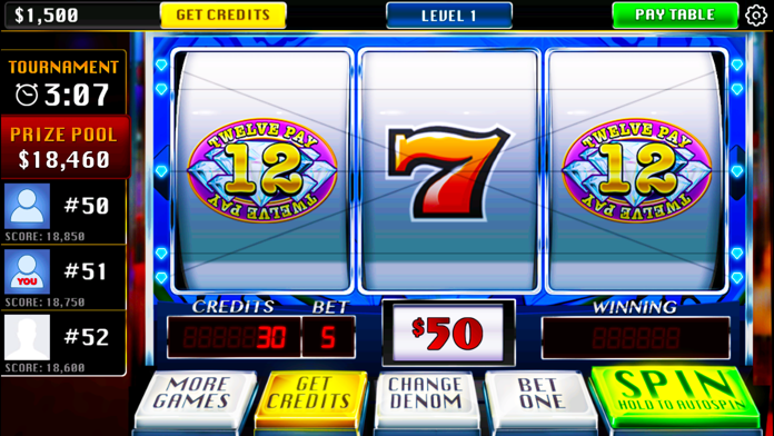 Real Casino Vegas Slots Screenshot
