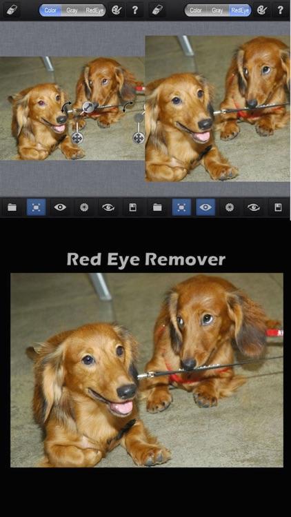 Magic Eye Color Effect-Eye Color Changer,Red Eye Remover screenshot-4