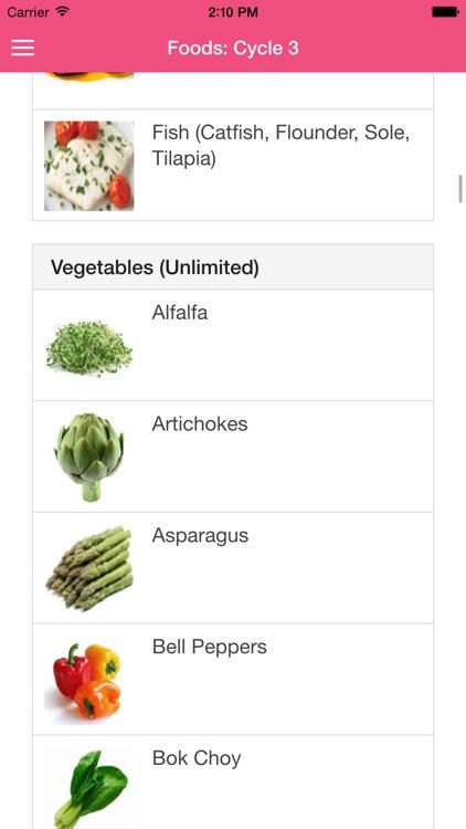 17 Day Diet Guide screenshot-4