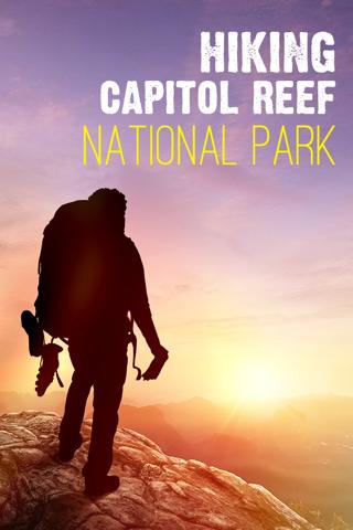 Hiking in Capitol Reef National Park screenshot 1