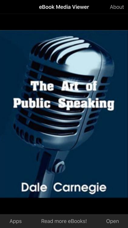eBook: The Art of Public Speaking