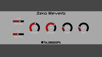 Zero Reverb Screenshots