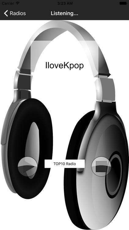 Kpop Music Online: Best k-pop Radio App