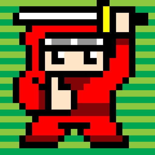 Red Tap Ninja Fighter Age - Beat Up The Assassin Foe