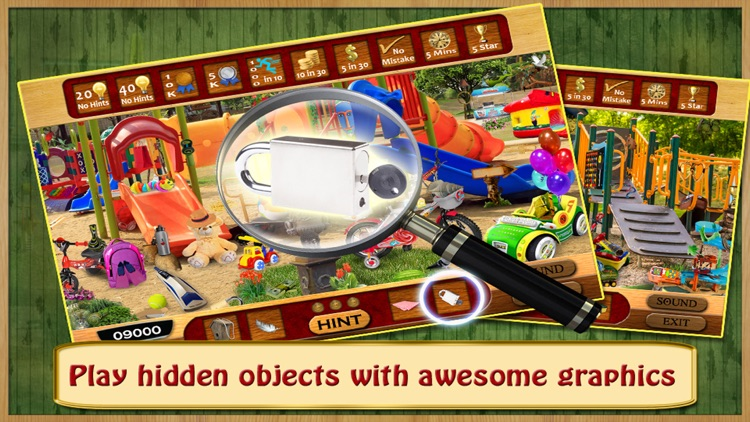 Kids Zone - Hidden Object Secret Mystery Adventure