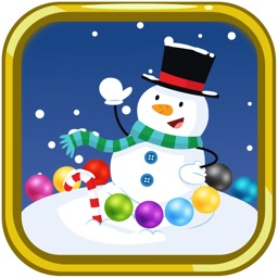 Winter Wonders Deluxe - New Bubble Shooter Mania Free Puzzle