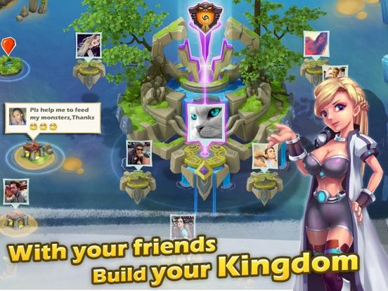 Monster Planet:Rpg Card Battle City Builder Games | App