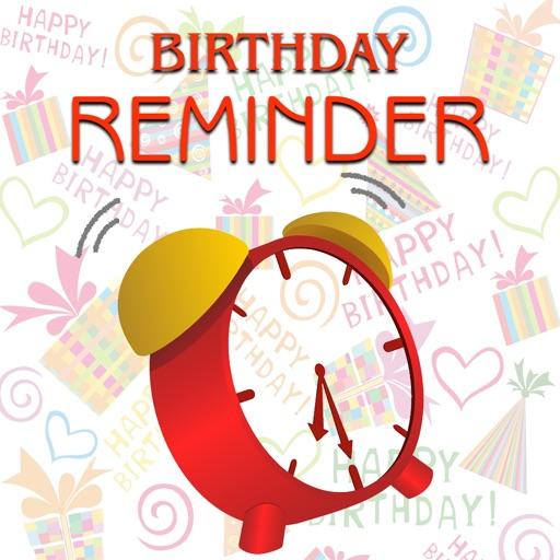 Birthday Reminder - Remind your Friend's Birthday iOS App