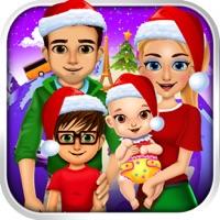 Codes for Little Christmas Santa Vacation Salon - baby xmas doctor spa games! Hack