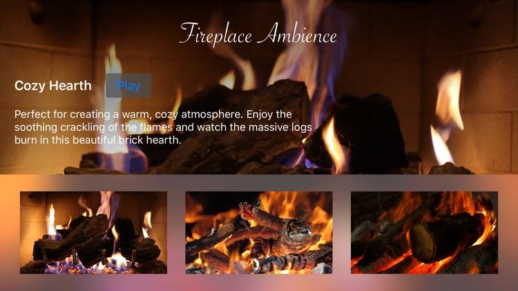 Fireplace Ambience screenshot-3