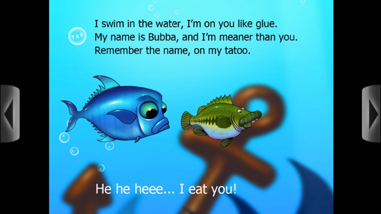I Eat You! - Animated Book App for Kids screenshot-3