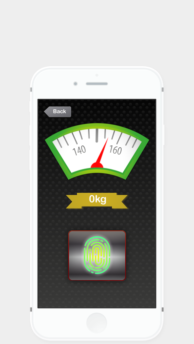 Weight Scanner..! screenshot four