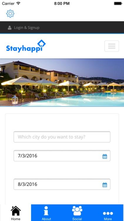 StayHappi
