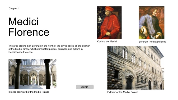 How to Enjoy Renaissance Florence screenshot-3
