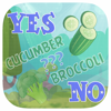 Yes Or No Quiz Game For Kids - Vegetables No Ads