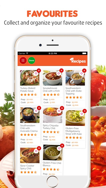 Soup And Stew Recipes Pro screenshot-3