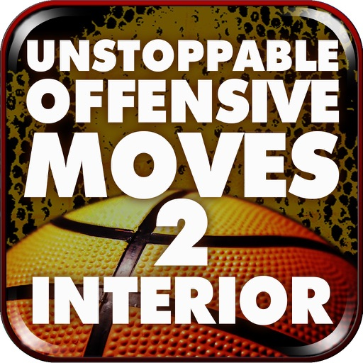 Unstoppable Offensive Moves: Volume 2 - Post & Interior Scoring Skills - With Ganon Baker - Full Court Basketball Training Instruction - XL