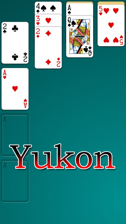 Odesys Yukon Solitaire screenshot-0