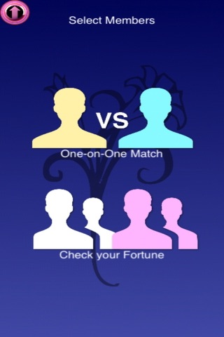 Compare your fortune with friends by High&Low Card - náhled