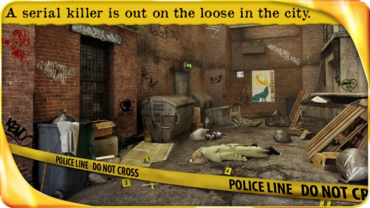 Profiler - The Hopscotch Killer (FULL) Extended Edition - A Hidden Object Adventure screenshot-0