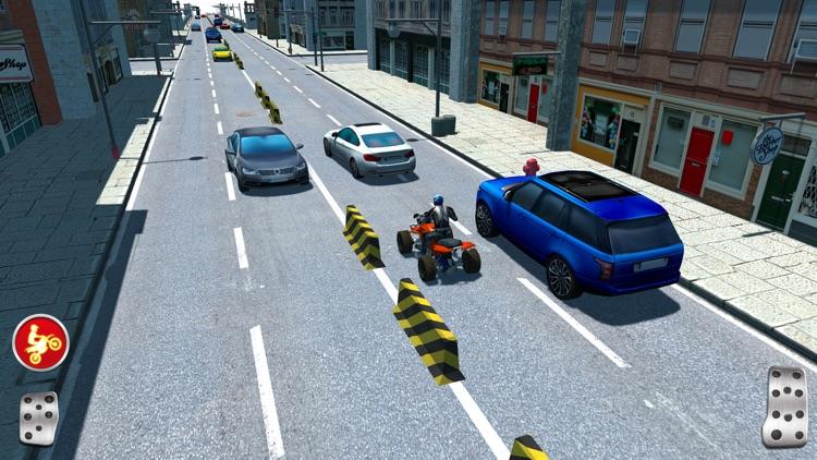 Bike Traffic Rider an Extreme Real Endless Road Racer Racing Game screenshot-4