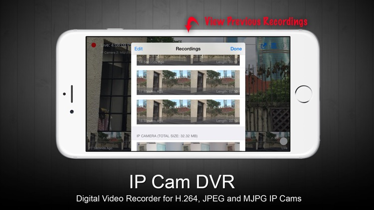 IP Cam DVR screenshot-3