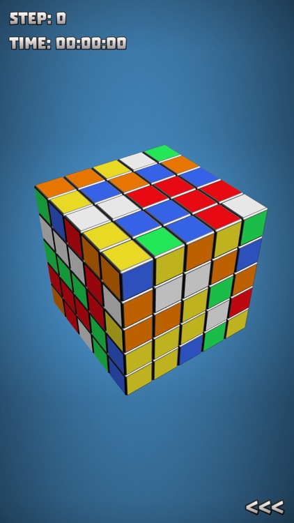 3D Magic-Cube screenshot-3