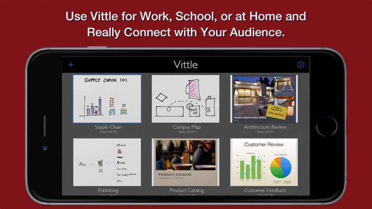 Vittle Pocket - Screencast Video Maker screenshot-4