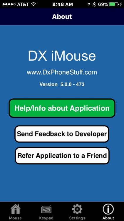 DX iMouse screenshot-4