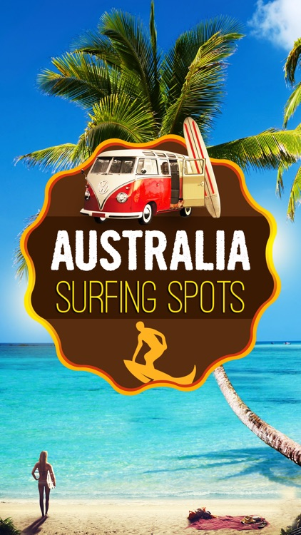 Australia Surfing Spots Guide screenshot-0