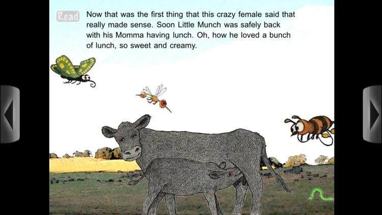 The Adventures of Little Munch - Munch Meets the Farm Animals TS screenshot-3
