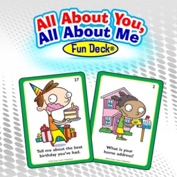 All About You All About Me Fun Deck