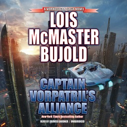 Captain Vorpatril's Alliance (by Lois McMaster Bujold) (UNABRIDGED AUDIOBOOK)