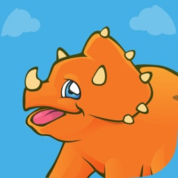 Kids Puzzles - Dinosaurs - Early Learning Dino Shape Puzzles and Educational Games for Preschool Kids