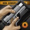 Welcome to the world of Weaphones, the ultimate firearms simulator for your iPhone, iPod and iPad