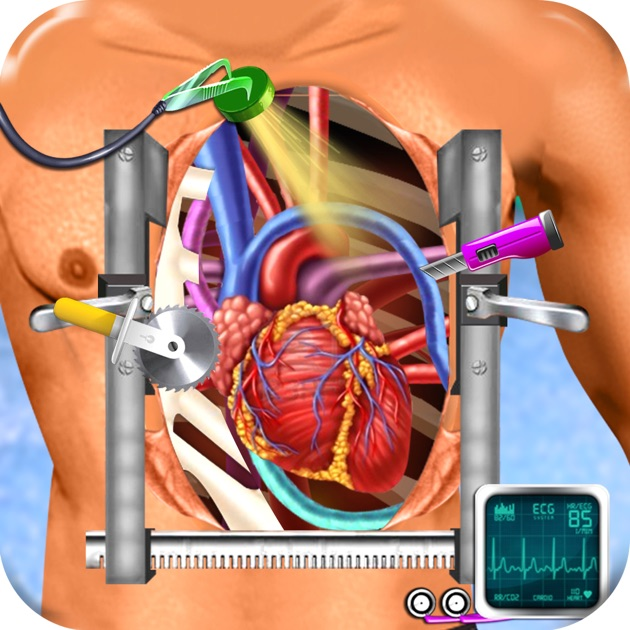Crazy Surgeon Heart Surgery Simulator Doctor Game on the App Store