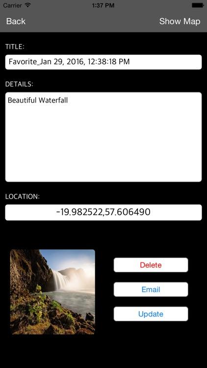 IBIZA – GPS Travel Map Offline Navigator screenshot-4